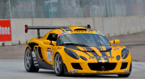 Detroit Battle Results in Sixth Place for Taggart and Lotus