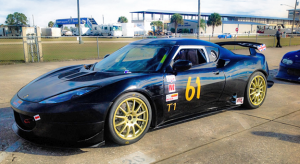 Evora in Hand, Taggart Tests in Florida