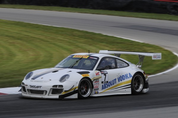 Podium Weekend for Taggart at Mid-Ohio