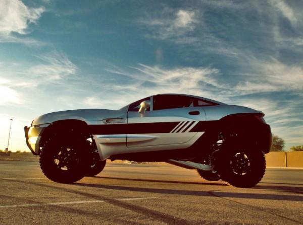 Rally Fighter Maserati Set for Debut at VIR